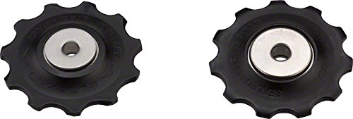 Shimano Dura-Ace 7900 10-Speed Rear Derailleur Pulley Set: Version (2 Speed Assembly)