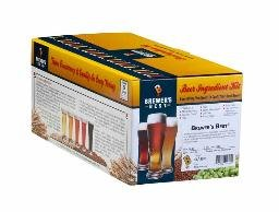 Brewer's Best Home Brew Beer Ingredient Kit - 5 Gallon (Toasted Coconut Cream - Recipe Beer Homebrew Kit