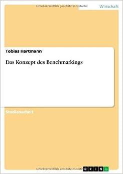 Book Das Konzept Des Benchmarkings