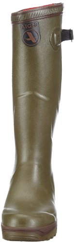 Aigle Parcours Unisex 2 Iso Rubberen Laarzen Groene (kaki)