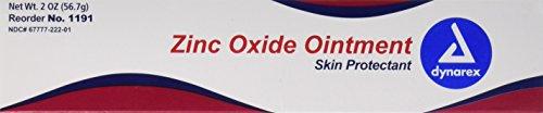 Dynarex Zinc Oxide Skin Protectant Ointment, 3 Count ()