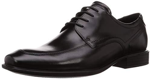 ECCO Men's Cairo Apron Toe Oxford Black, 43 EU/9-9.5 M ()