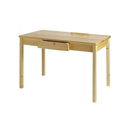 Little Colorado Kids Learning Activity Arts and Crafts Table Natural Laquer by Little Colorado
