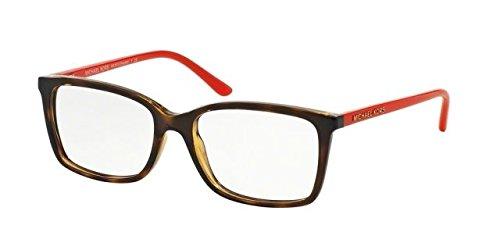 Michael Kors GRAYTON MK8013 Eyeglass Frames 3059-51 - Tortoise/Orange - Kors Michael Prescription Eyeglasses