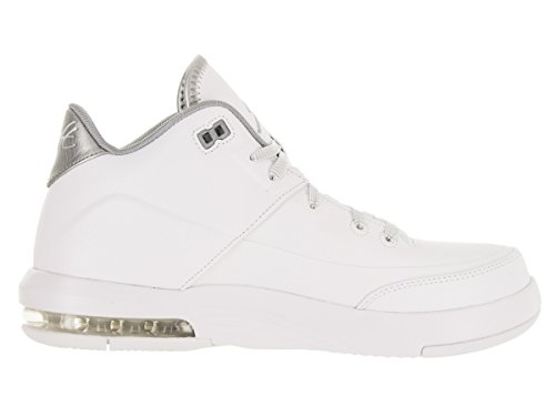 Nike Jordan Flight Origin 3, Zapatillas de Baloncesto para Hombre Blanco