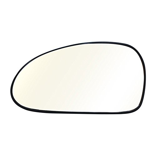 Mirror Hyundai Sonata Door Oem (Titanium Plus 1999-2005 Hyundai Sonata Front,Left Driver Side DOOR MIRROR PLATE)