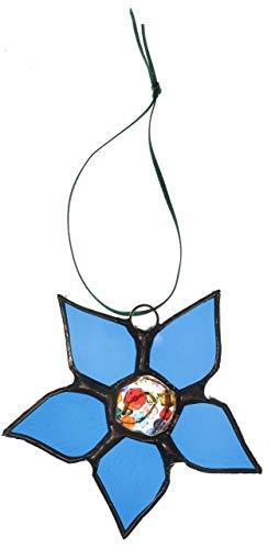 glass flower ()