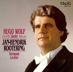 Cal Wolf - Hugo Wolf: Lieder [Audio CD]