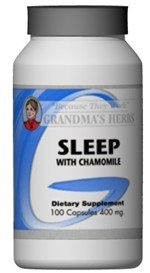 UPC 714938000376, Sleep - All Natural Sleep Aid Formula - 100 Capsules