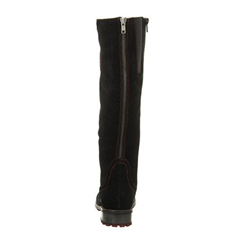 RemonteR3388-03 - Cerrado Mujer negro