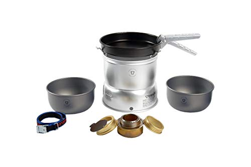 - Trangia 27-9 UL Hard Anodized Stove Kit