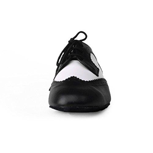Plantilla estándar zapatos de baile del hombre Foo Fighters