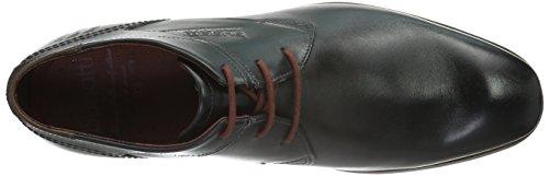 Bugatti Herren 312105031000 Kurzschaft Stiefel Schwarz (schwarz 1000)