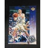 Signed Kidd, Jason (Dallas Mavericks) 1995 Upper Deck Basketball Card autographed