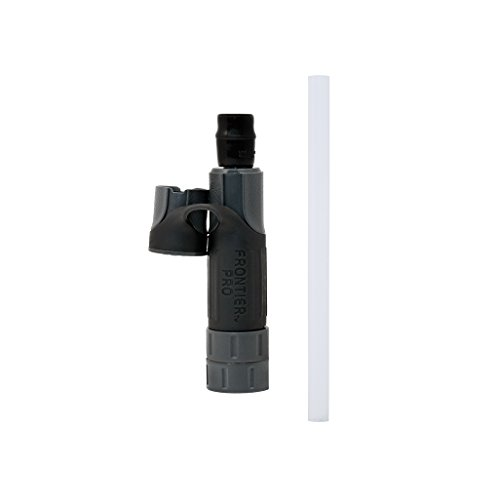 FRONTIER PRO ULTRA LIGHT WATER FILTER SYSTEM