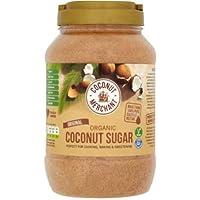 COCONUT MERCHANT Organic Coconut Sugar 1kg 1kg (PACK OF 1)