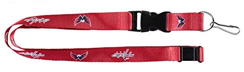 aminco NHL Washington Capitals Team Lanyard ()