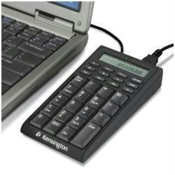 Kensington Notebook Keypad/Calculator with USB Hub - keypad (K72274US) - Laptop Calculator Usb