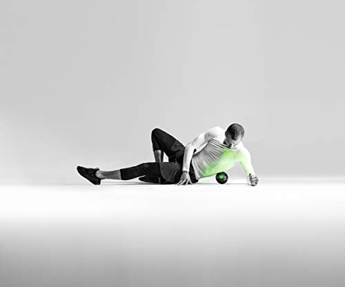 HYPERSPHERE by Hyperice - 3 Speed Localized Vibration Therapy Ball - Ideal for Sore Muscle Release - Deep Tissue Massage - Relieve Muscle Pain and Stiffness