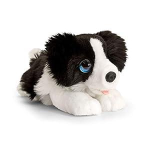 Keel Toys Border Collie Signature Cuddle Puppy Soft Toy Plush Cute Animal Dog Pet 25cm 1