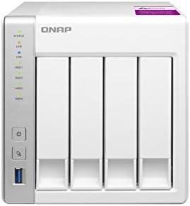 QNAP TS-431P2 Ethernet Torre Blanco NAS - Unidad Raid (32 TB ...