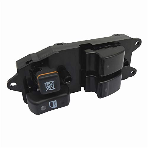 Fincos 84820-0F040 Window Lifter Switch Power Window Switch for Toyota Corolla Liftback Wagon 1.3L 1.4L 1.6L 1.8L 1.9L 2.0L L4