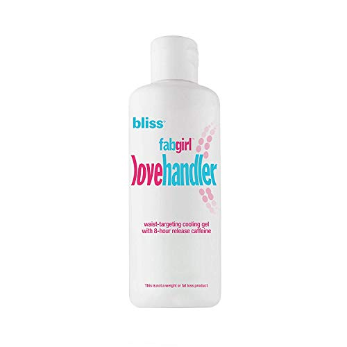 bliss The Lovehandler | Waist Targeted Cooling Gel | With Caffeine & Botanical Extracts | For Weight Loss & Fat Burning Support | 8.5 fl. oz. (Contouring Cellulite Cream)