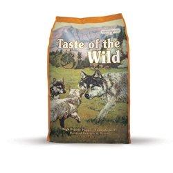 Taste of the Wild Grain-Free High Prairie Dry Dog Food for Puppy, 5-Pound Bag, My Pet Supplies
