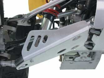 - GUARDS A-ARM CAN-AM REAR LSI PRODUCTS (PRO ARMOR) CA56124