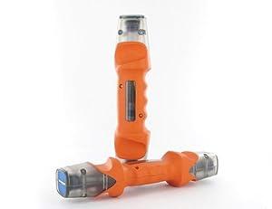 BioGym Hantelset Handgerät, orange, 47110