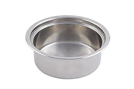 1-3//16 quart Capacity Bon Chef 60299i Stainless Steel Classic Country French Insert Pan for 17 quart Pot 2-1//2 Diameter x 7 Height 2-1//2 Diameter x 7 Height Inc.