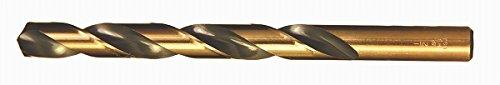 Viking Drill and Tool 5830 0 Type 240-UB 135 Degree Split Point Magnum Super Prem Jobber Drill Bit, 29/64''