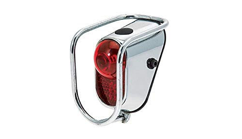 (Kiley LED Rear Tail Light for Vintage Old School Classic City Tour Bicycle)