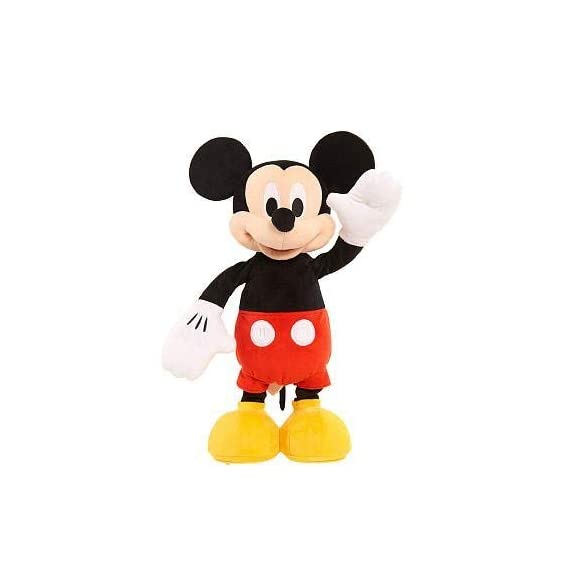 SCOOBA Kids Favourite Mouse Teddy Plush Soft Toy Height 50 cm Large