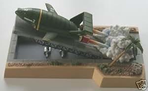Robert Harrop - Maqueta de resina en miniatura del Thunderbird 2 (24 x 11 cm)