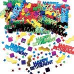 Amscan Happy Retirement Table Confetti Sprinkles 14g (1 Pack)