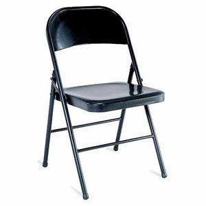 - Mainstays Steel Chair, Set of 4, Multiple Colors