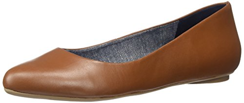 (Dr. Scholl's Shoes Women's Really Flat, Saddle Tan Leather, 9 W US)
