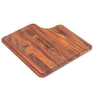 Franke Pro-Series Solid Wood Cutting Board in Teak