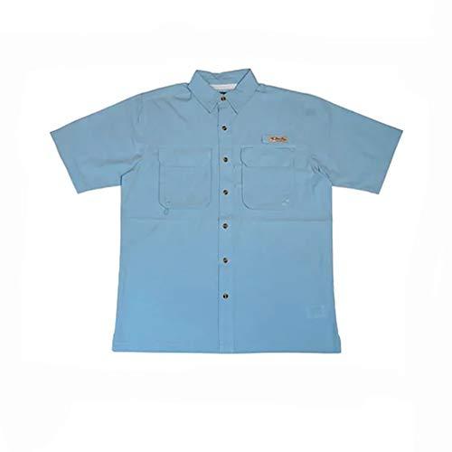 Bimini Bay Outfitters Bimini Flats IV Bloodguard, Color: Blue Mist, Size: XL - Mist Bay
