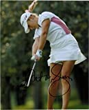 Signed Gulbis, Natalie 8x10 Photo autographed
