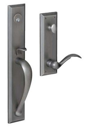 Baldwin Hardware 6403.190.LENT Handle Set