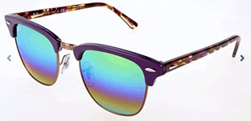 59796e3860 Amazon.com  Ray-Ban RB3016 Classic Clubmaster Sunglasses  Clothing