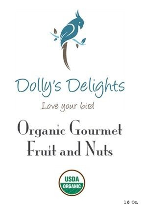 Dollys-Delights-Organic-Gourmet-Fruit-Nut-Blend-Parrot-Food-Treats