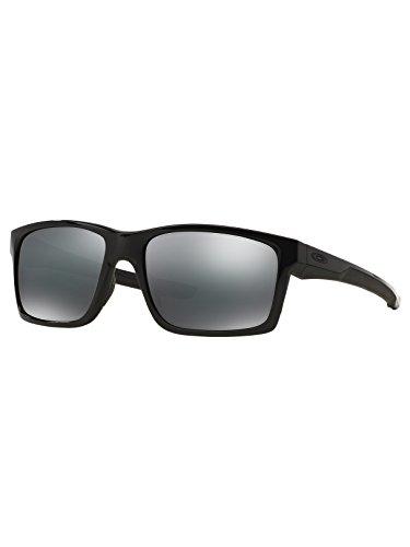 Oakley Mainlink Sunglasses, Polished Black/Black Iridium, One - Sunglasses Oakley Latest