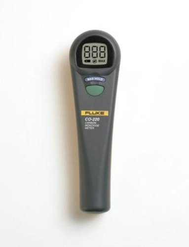 Fluke CO-220 Carbon Monoxide Meter by FLUKE NETWORKS