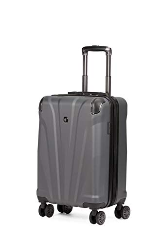 "Swiss Gear 7330 19"" Expandable Hardside Spinner Luggage - Sl"