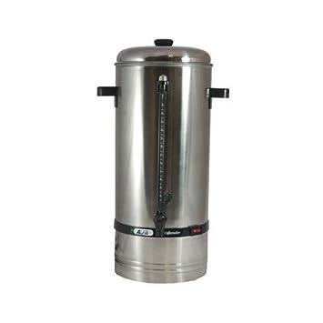 amazon com alfa cm 110 stainless steel coffee percolator coffee alfa cm 110 stainless steel coffee percolator