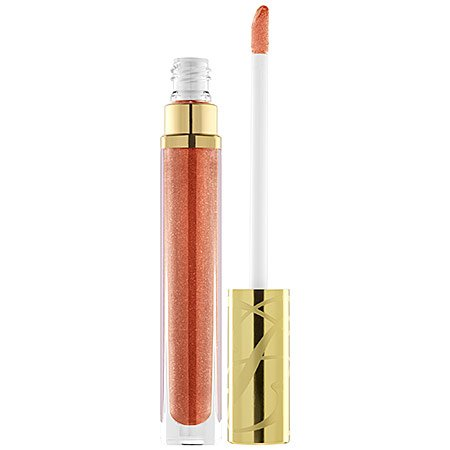 Estee Lauder Pure Color No. 25 Praline Paradise Lip Gloss for Women, 0.2 Ounce - High Gloss Praline