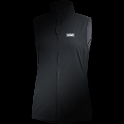 Gore Women's R3 Wmn Gws Vest,  black,  M by GORE WEAR (Image #2)